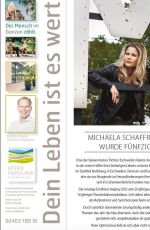 MICHAELA SCHAFFRATH in Eschweiler Regio Life, January 2021