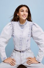 MICHELLE KEEGAN in Denims at a Photoshoot, March 2021