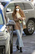 MIRANDA KERR at Dermatology Office in Beverly Hills 03/01/2021