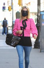 NICKY HILTON Out and About in New York 03/30/2021