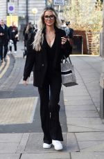 OLIVIA ATTWOOD Out and About in Manchester 03/02/2021