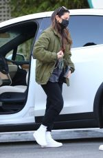 OLIVIA MUNN Out and About in West Hollywood 03/16/2021