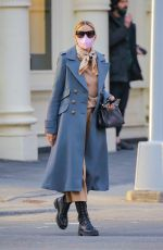 OLIVIA PALERMO Out in New York 03/04/2021