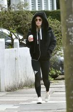 OLIVIA WILDE Leaves a Gym in London 03/25/2021