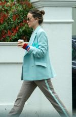 OLIVIA WILDE Out in London 03/26/2021
