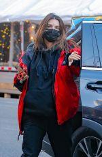 Pregnant EMILY RATAJKOWSKI Out in New York 03/04/2021