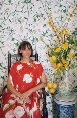 RASHIDA JONES for W Magazine, The Directors Issue, March 2021