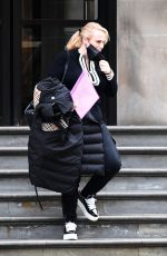 REBEL WILSON Out and About in London 03/23/2021