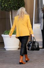 REBEL WILSON Out on Her Birthday in Beverly Hills 03/02/2021