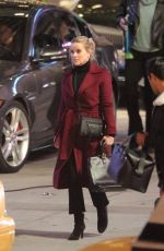 REESE WITHERSPOON on the Set of The Morning Show in Los Angeles 03/10/2021