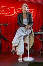 RITA ORA Performs at Nova Red Room in Sydney 03/18/2021