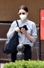 ROONEY MARA Out Shopping in Studio City 03/12/2021