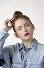 SADIE SINK for Givenchy Beauty Le Rouge Deep Velvet No37, 2021