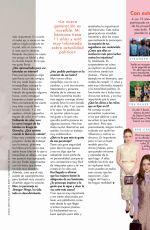 SADIE SINK in Cosmopolitan Magazine, Spain April 2021