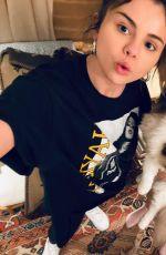 SELENA GOMEZ and TAYLOR SWIFT - Instagram Photos 03/23/2021