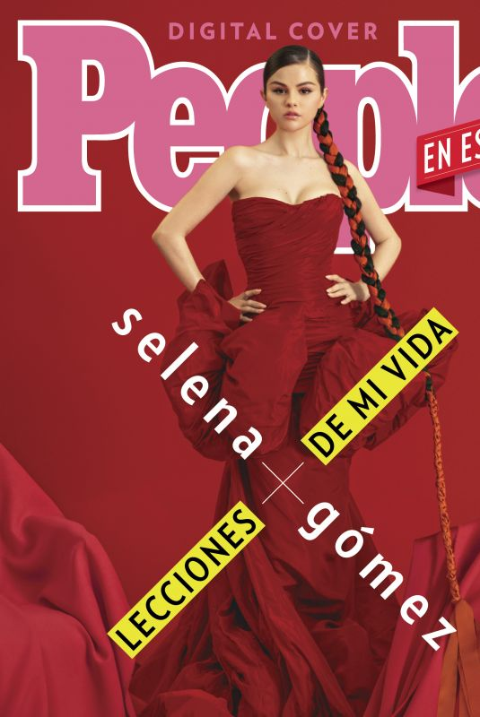 SELENA GOMEZ fro People en Espanol, March 2021