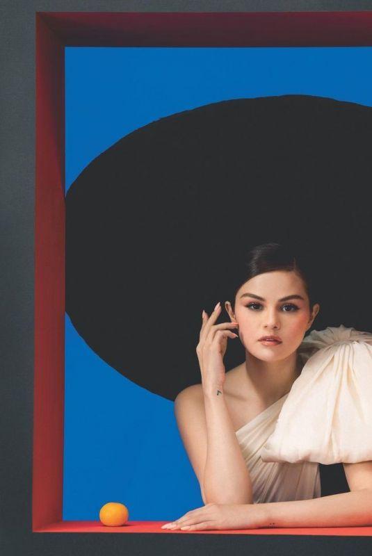SELENA GOMEZ – Revelacion Album Photoshoot, March 2021