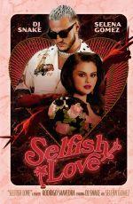 SELENA GOMEZ - Selfish Love Promos 2021