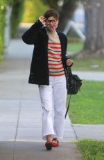 SELMA BLAIR Out and About in Hollywood 03/02/2021