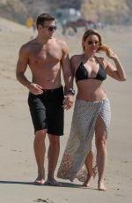 SHANNA MOAKLER in Bikini at a Beach in Malibu 03/04/2021