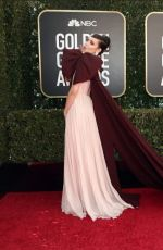 SOFIA CARSON at 78th Annual Golden Globe Awards in Beverly Hills 02/28/2021