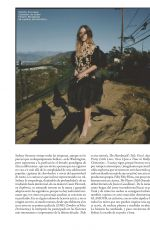 SYDNEY SWEENEY in Glamour Magazine, Spain March 2021 Issue
