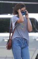 TAYLOR HILL Out and About in Los Angeles 03/24/2021