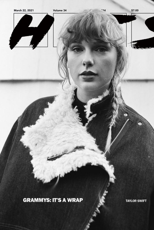 TAYLOR SWIFT for Hit's Magazine, March 2021