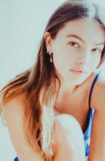 THYLANE BLONDEAU at a Photoshoot, March 2021