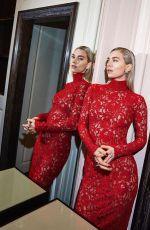 VANESSA KIRBY - 2021 Critics Choice Awards Portrait