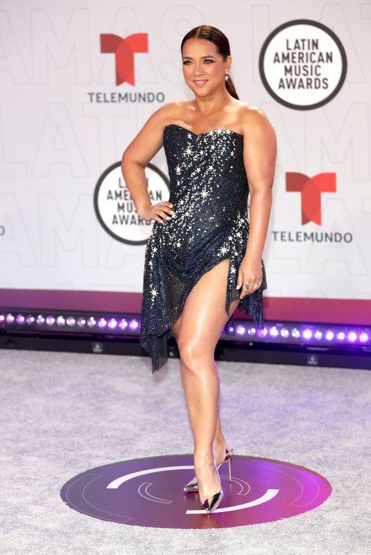 ADAMARI LOPEZ at 2021 Latin American Music Awards in Sunrise 04/15/2021