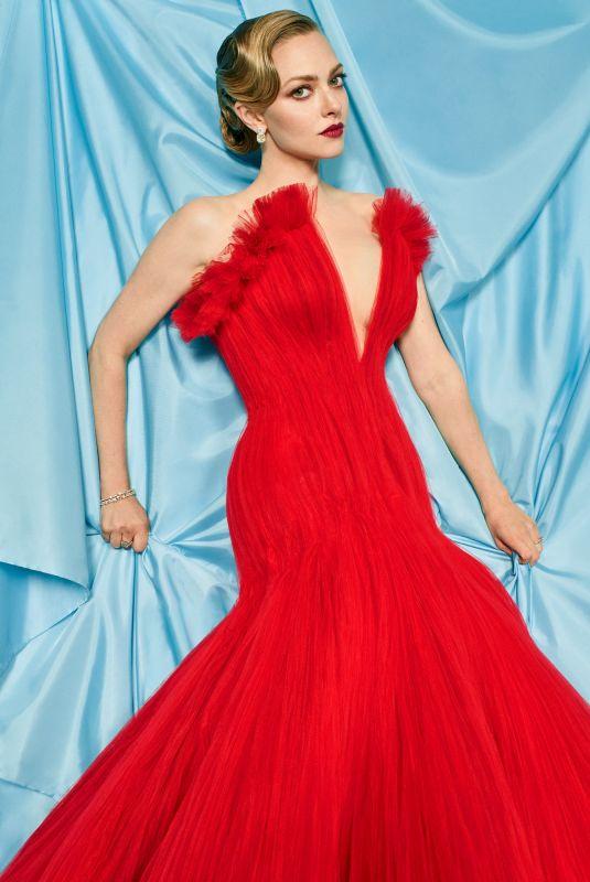 AMANDA SEYFRIED – Oscar 2021 Photoshoot