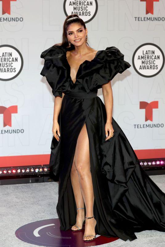 ANA BARBARA at 2021 Latin American Music Awards in Sunrise 04/15/2021