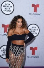 ANITTA at 2021 Latin American Music Awards in Sunrise 04/15/2021
