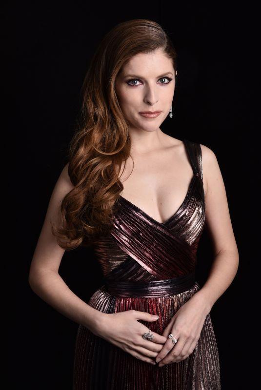 ANNA KENDRICK - Bafta Awards 2021 Photoshoot