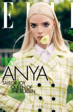 ANYA TAYLOR-JOY for Elle May, 2021