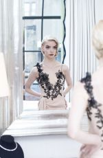 ANYA TAYLOR-JOY - Sag Awards Photoshoot, April 2021