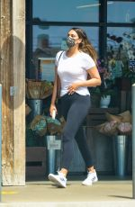 APRIL LOVE GEARY Heading to a Gym in Malibu 04/22/2021