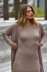 ARABELLA CHI at a Photoshoot in Chelsea 04/14/2021