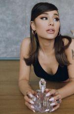 ARIANA GRANDE 0 R.E.M Fragrance Promos, 2020