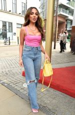 ARIANNA AJTAR Out in Manchester 04/17/2021