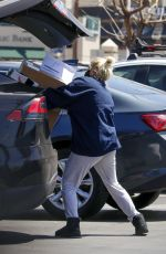 ARIEL WINTER at Her Local Post Office in Los Angeles 04/09/2021