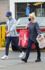 ARIEL WINTER Out Shopping in Studio City 04/13/2021