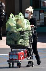 ARIEL WINTER Shopping at Gelson