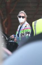 ASHLEY BENSON Out and About in Pasadena 04/11/2021