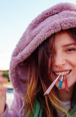 BELLA THORNE for Forbes Life Forbidden Flowers, 2021