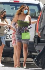 BEYONCE KNOWLES Out and About in Miami 04/18/2021