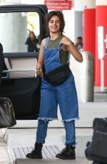 CAMILA CABELLO Out and About in Miami 04/07/22021
