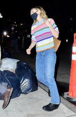 CAREY MULLIGAN Arrives at SNL in New York 04/10/2021