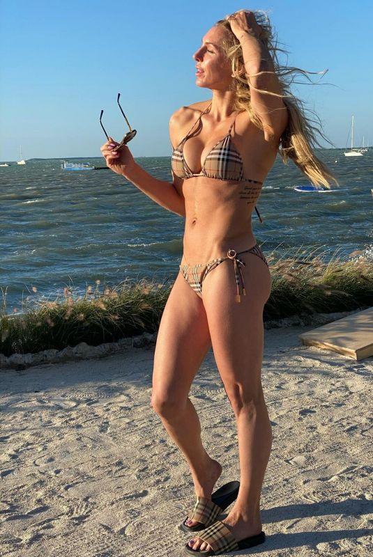 CHARLOTTE FLAIR in Bikini – Instagram Photos 04/20/2021
